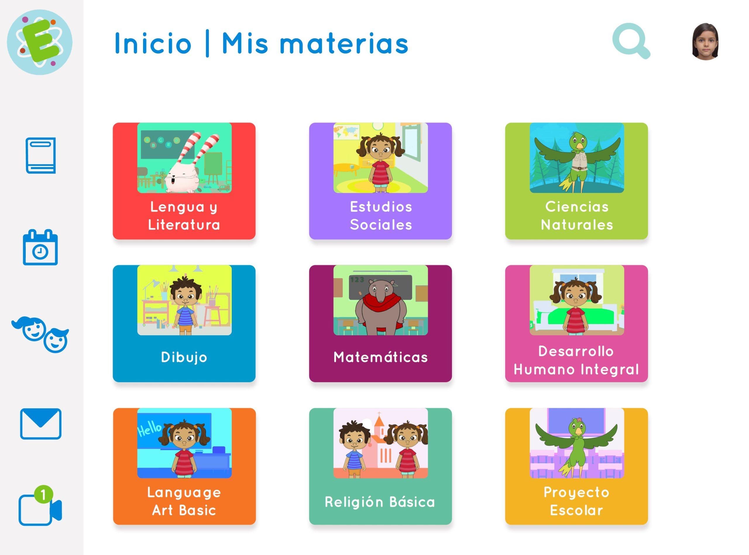 Plataformas LMS para niños